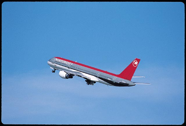 Copyright Northwest Airlines